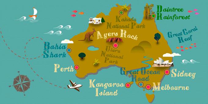 السفر إلى استراليا و الهجرة إلى استراليا الشروط و المميزات ل عام 2021